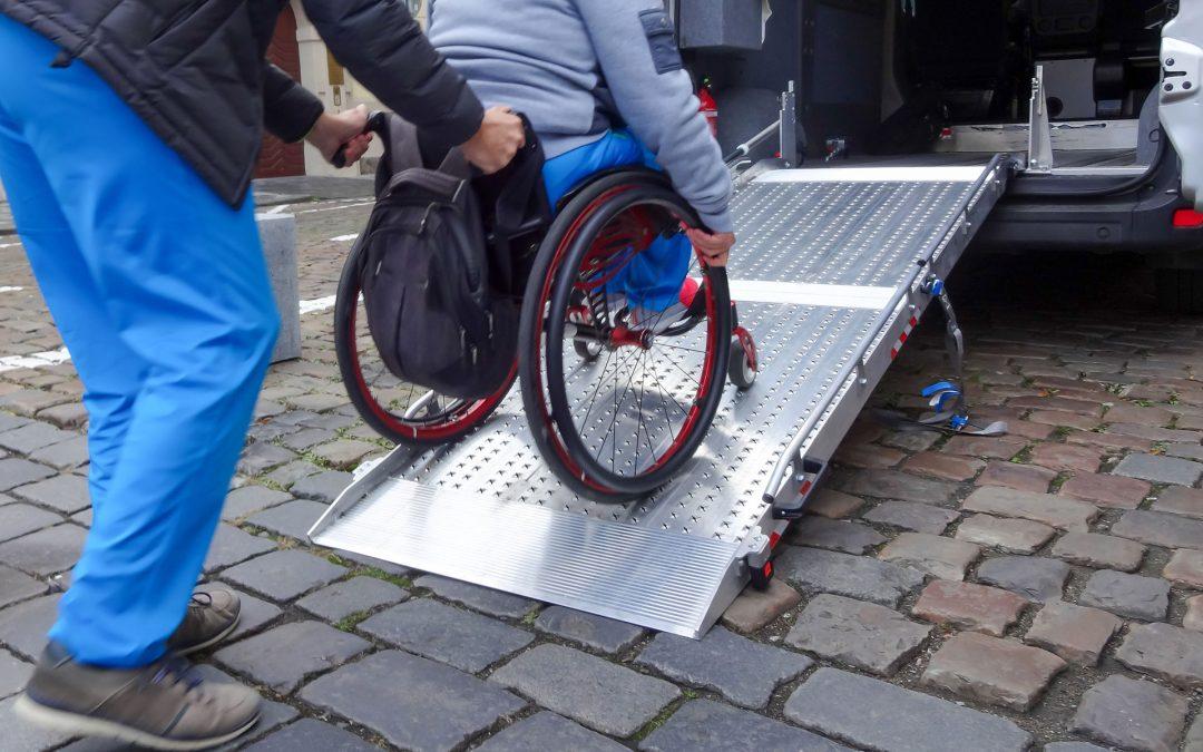 Transport for disabled